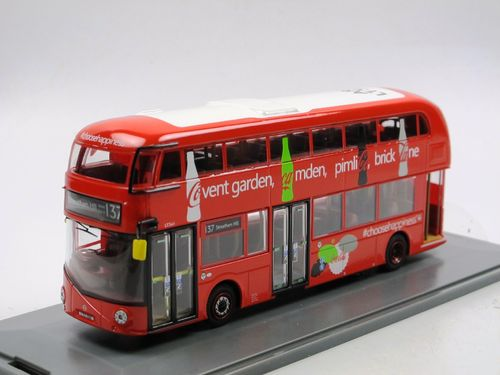 Corgi Routemaster London Bus Line 137 Streatham Hill 1/76