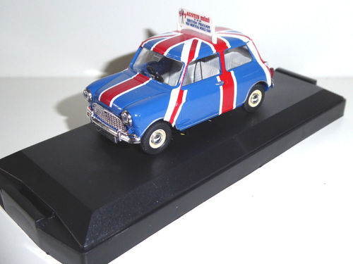 Vitesse Austin Mini Montreal World Fair 1967 1/43