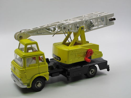 Dinky Toys 970 Jones Fleetmaster Cantilever Crane gelb in Box