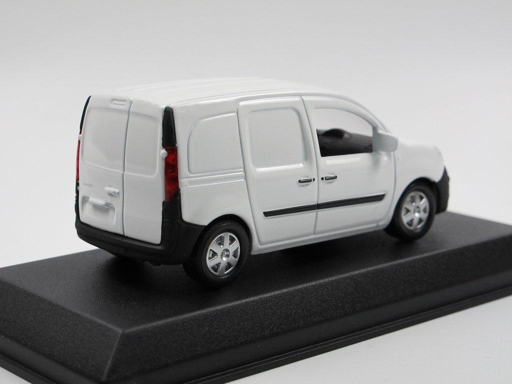 norev 2007 renault kangoo kastenwagen wei 1 43 g nstiges. Black Bedroom Furniture Sets. Home Design Ideas
