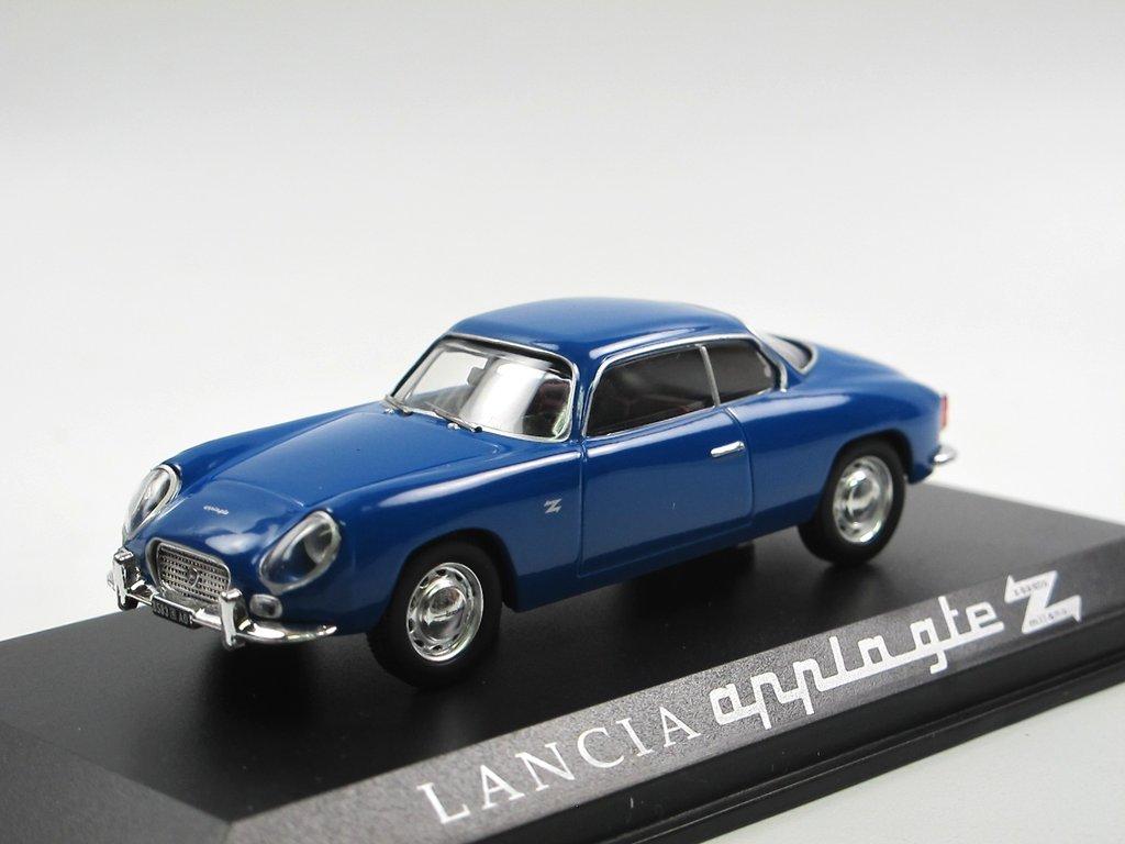 norev 1958 lancia appia gte coupe zagato blau 1 43 metall modell. Black Bedroom Furniture Sets. Home Design Ideas