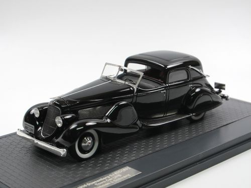Matrix 1935 Duesenberg SJ 533 Town Car by Bohman + Schwartz 1/43