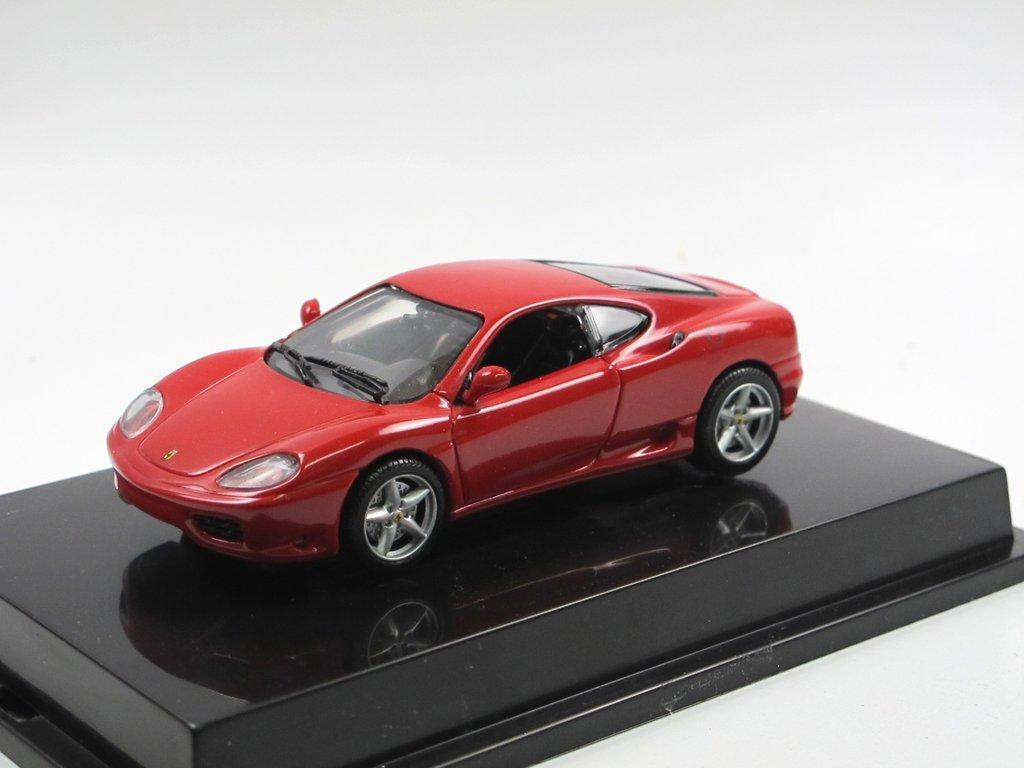 Mattel Hot Wheels Ferrari 360 Modena 1999 2005 Rot 1 43 In Ovp