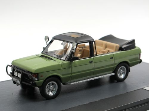 Matrix 1985 Rometsch Range Rover Honecker Jagdwagen 1/43
