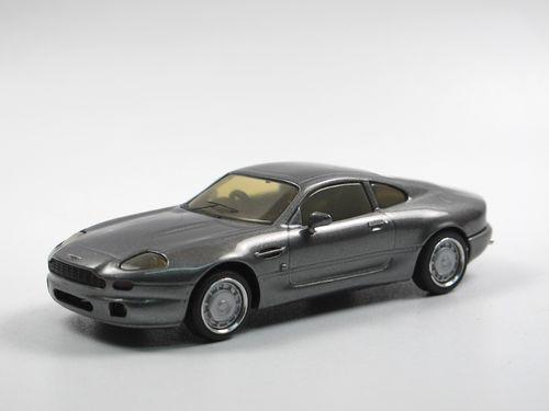 Western Models 1994 Aston Martin Db7 Coupé Gun Metal 1 43 Metall