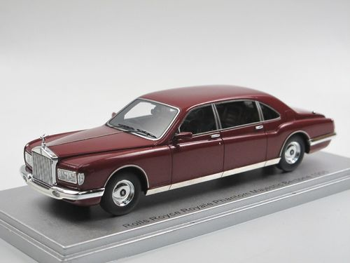 Kess Rolls Royce Phantom Majestic by Bertone (1995) red 1/43