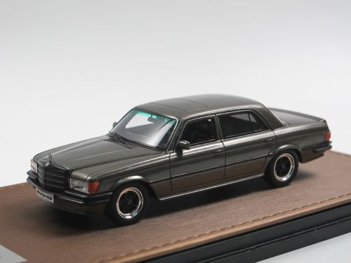 GLM 1978 AMG Mercedes-Benz 450 SEL 6.9 W116 grey 1/43