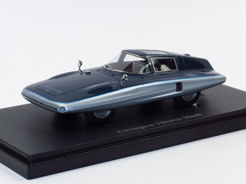 AutoCult El Tiburon Covington Streamliner USA 1961 1/43