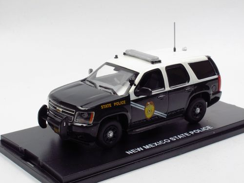 First Response Chevrolet Tahoe New Mexico State Police 1/43