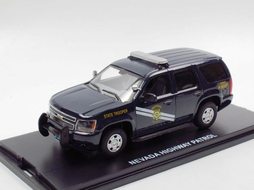 First Response Chevrolet Tahoe Nevada Highway Patrol 1/43