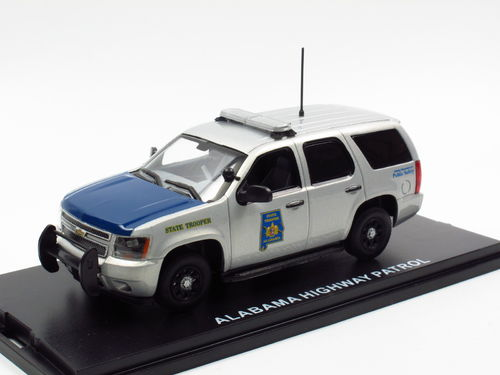 First Response Chevrolet Tahoe Alabama Highway Patrol 1/43