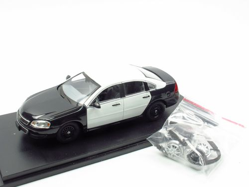 First Response Chevrolet Impala w/Police Package 1/43