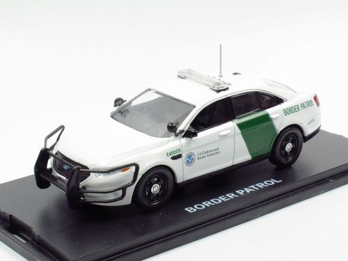 First Response Ford Interceptor US BORDER PATROL 1/43