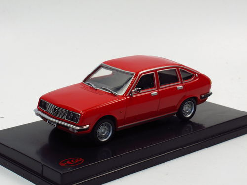 PEGO Lancia Beta Berlina (1972-1984) rot 1/43