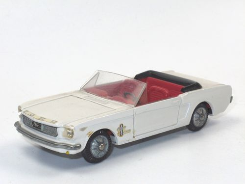 Tekno Denmark Ford Mustang Convertible altweiß ohne Box