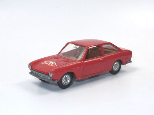 Mercury 302 Fiat 124 Sport Coupe rot 1/43