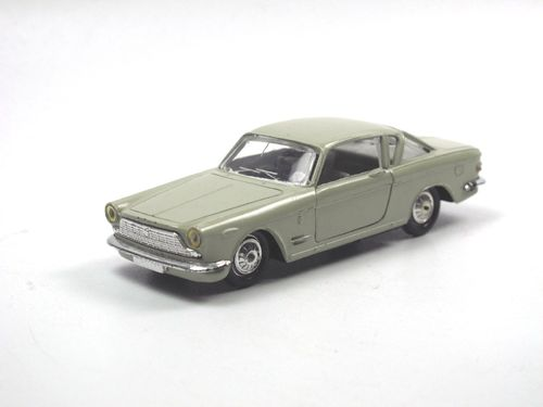 Norev Jet-Car 1961 Fiat 2300 Ghia Coupe beige 1/43