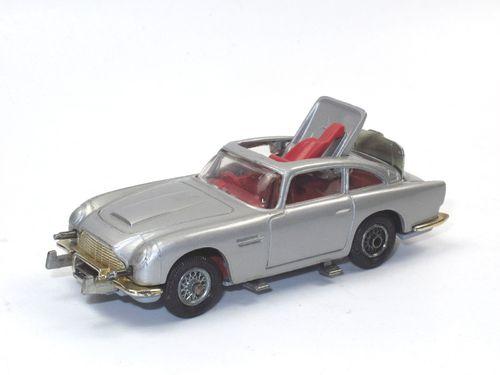 Corgi Toys 270 James Bond Aston Martin Db5 Silver Vintage Model