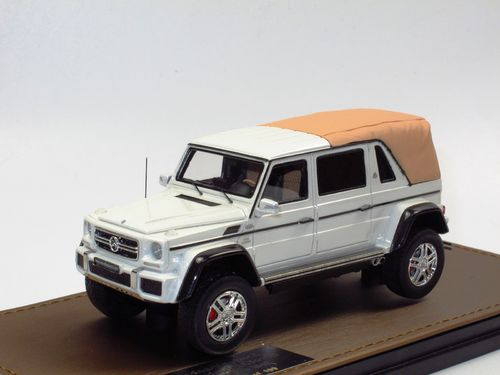 GLM 2017 Mercedes Maybach G 650 Landaulet closed 1/43