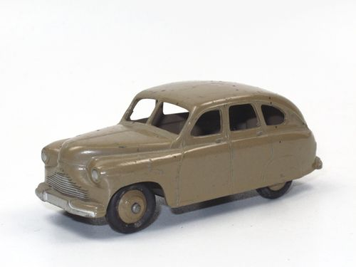 Dinky Toys 40e Standard Vanguard Tan or Fawn 50er Jahre