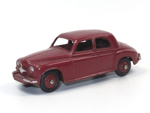 Dinky Toys 156 Rover 75 (P4 - 1949) maroon 50er Jahre