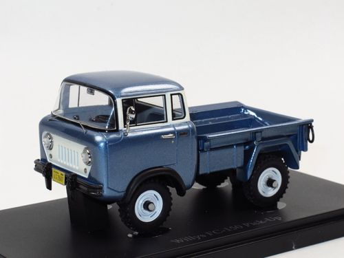 AutoCult 1956 Willys FC-150 (COE) Pickup Truck 1/43