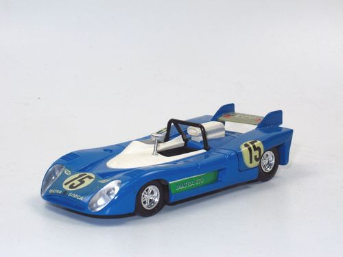 Solido Matra Simca MS 670 Winner Le Mans 1972 #15 1/43