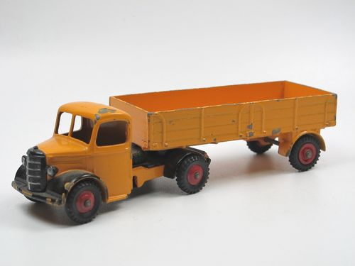 Dinky Toys 409 Bedford articulated Lorry 1960er Jahre