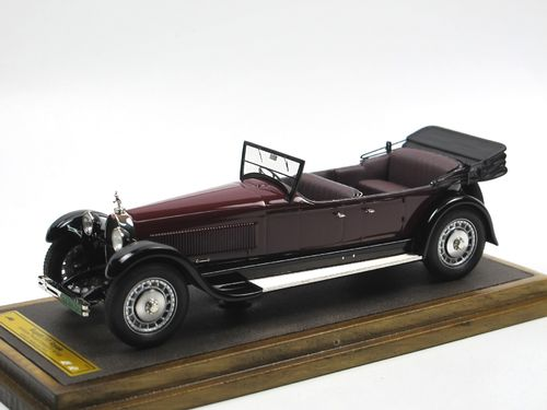 EMC 1927 Bugatti T41 Royale Phaeton Packard Version 2011 1/43