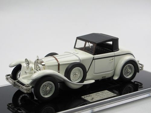 1928 Mercedes-Benz 680S Saoutchik Torpedo closed 1/43