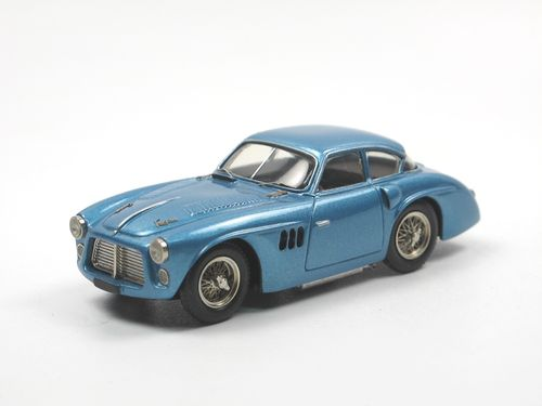 Tin Wizard 1952 Pegaso Z-102 Coupe ENASA blau metallic 1/43