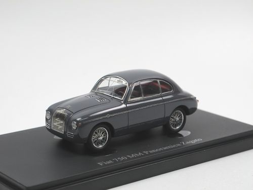 AutoCult 1949 Fiat 750 MM Panoramica Zagato 1/43