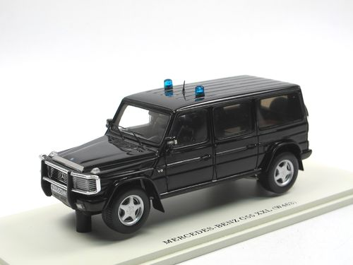 DIP Models Mercedes-Benz G55 XXL W463 Security President 1/43
