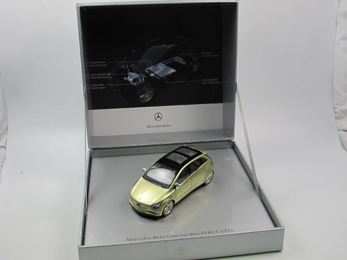 Spark 2009 Mercedes-Benz Concept BlueZERO E-CELL 1/43