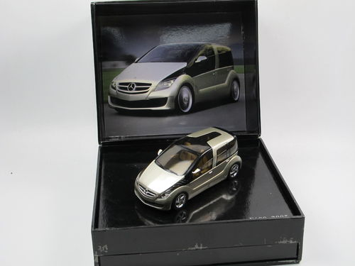 Spark Mercedes-Benz F600 Hygenius Concept Car 2005 1/43