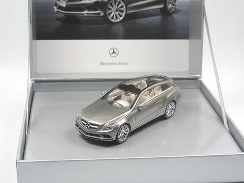 Spark Mercedes-Benz Fascination Concept Car 2008 1/43