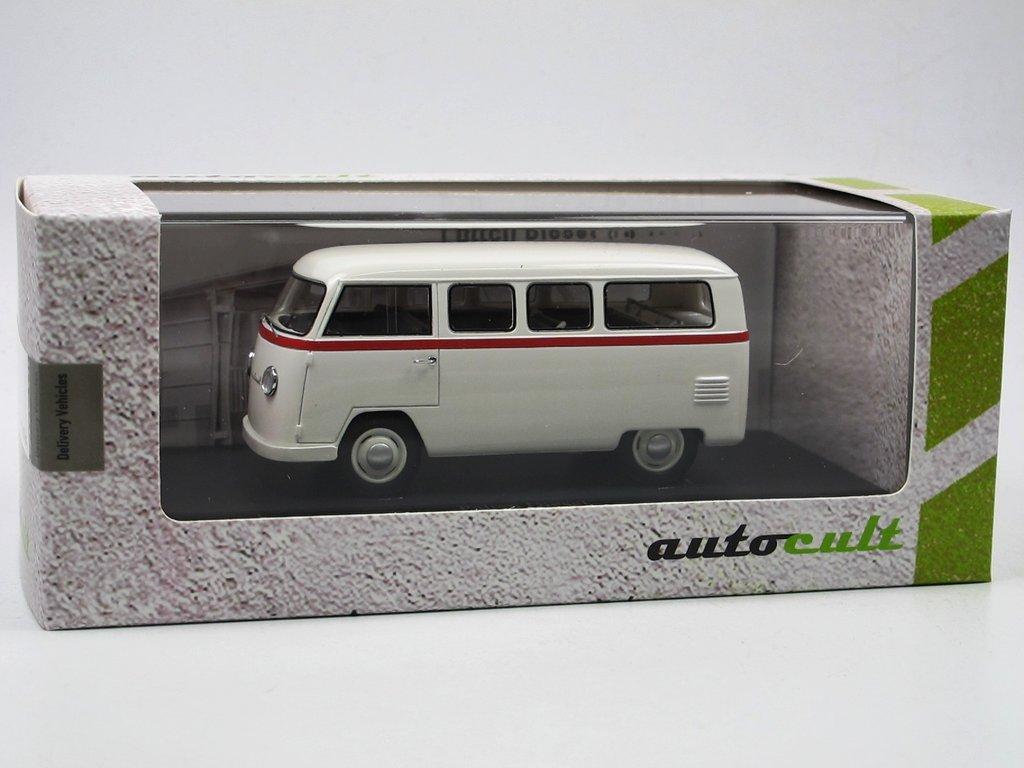 AutoCult 1954 Palten Diesel Bus Kleinbus Austria 1/43 Limited