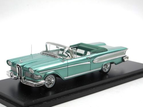 Spark 1958 Edsel Citation Convertible green 1/43