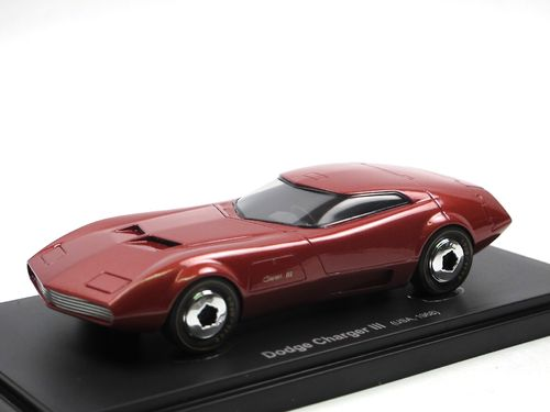 Avenue 43 Dodge Charger III Concept Car 1968 1/43