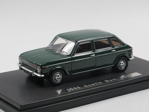 Silas Models 1969 Austin Maxi 1500 Connaught Green 1/43