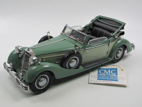 Klasse Whitebox Horch 853 A Cabrio in 1:43 in OVP