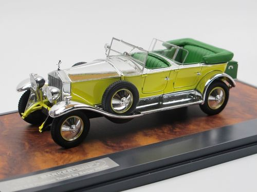 Matrix 1929 Rolls-Royce Phantom Tourer by Barker #820R 1/43