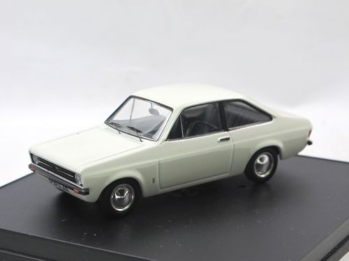 Trofeu Ford Escort MK2 1100 Popular 1974-1980 weiß 1/43