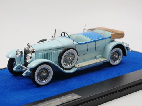 Matrix 1924 Hispano-Suiza H6B Million Guiet Dual Cowl 1/43