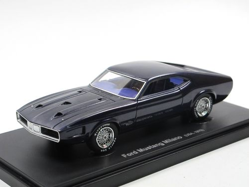 Avenue 43 Ford Mustang Milano Concept Car 1970 1/43