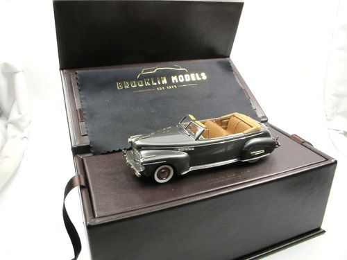 Brooklin 1941 Buick Roadmaster Phaeton Model 71c 1/43 New Box