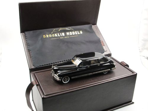 Brooklin 1948 Packard Limousine black 1/43