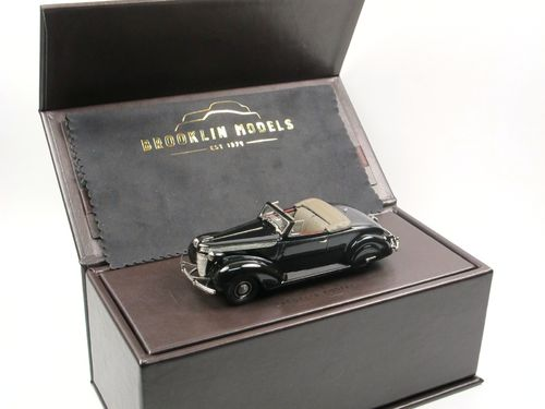 Brooklin 1937 Chrysler Imperial C-14 Convertible green 1/43