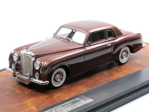 Matrix 1956 Bentley S1 Continental Park Ward FHC 1/43