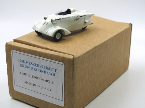 SAMS Model Cars 1955 Messerschmitt KR 200 Record Car 1/43